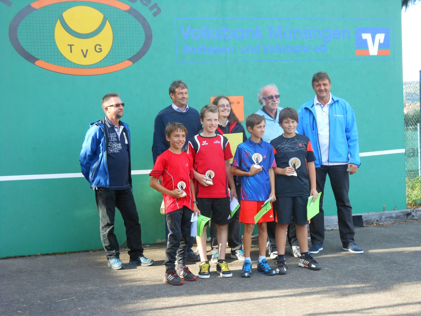 III. Alb-Juniors-Cup-Masters 2012